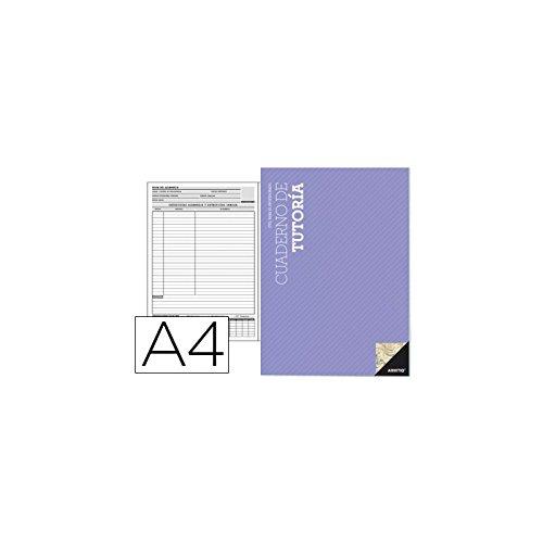 Additio P132 - Cuaderno de Tutoría, colores surtidos