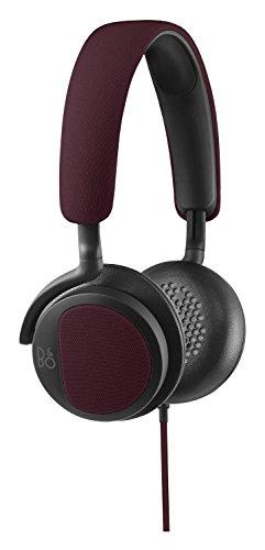 Bang & Olufsen Beoplay H2 On-Ear Kopfhörer weinrot
