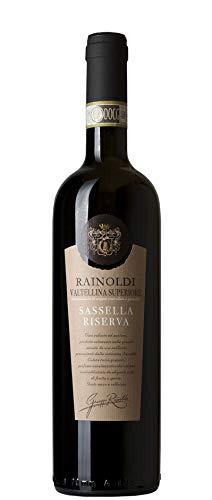 Valtellina Superiore D.O.C.G. Sassella Riserva 2016 Casa Vinicola Rainoldi Rosso Lombardia 13,5%