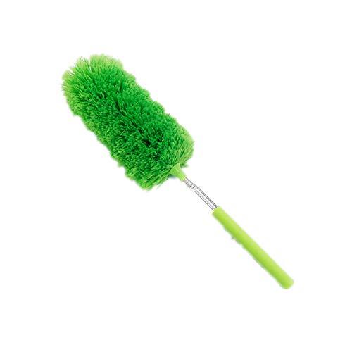 XKMY Cepillo de polvo Multicolor Mini Limpiador de Ventana Muebles Colector de Polvo Ácido Mágico Cepillo de Limpieza de Hogar Herramientas de Limpieza (Color: Azul Cielo)