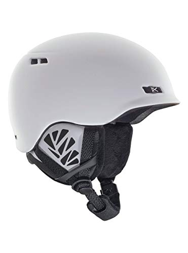 Anon Damen Griffon Snowboardhelm, Light Grey, S