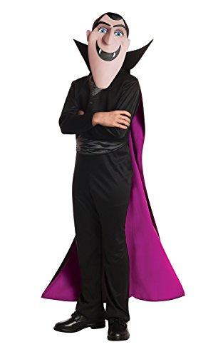 Rubies 's oficial del niño Hotel transylvana 2Drácula Disfraz–Pequeño
