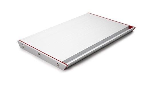 THAT Thawthat Modern Tabla de Descongelación, Aluminio Anodizado y Acero...