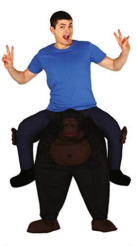 Fiestas Guirca Kostüm let me go Gorilla Mann Frau grÖsse l