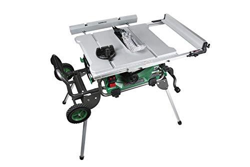 Hitachi / Metabo HPT C10RJ Jobsite Table Saw Review