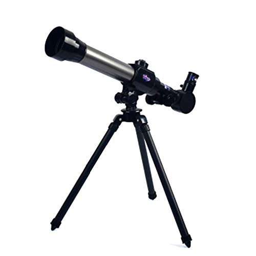 Kids Astronomy Telescope With Tripod – 20X 30X 40X Magnification Portable Travel Telescope | Lightweight,Easy-to-carry,A Great Beginners Kit For Astronomy Enthusiasts to Perform Scientific Experiments
