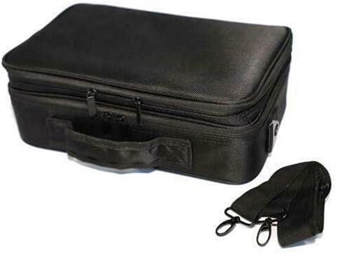 3 Layers Makeup Bag Cosmetic Toiletries Case Time sale depot Organiz Storage Kit