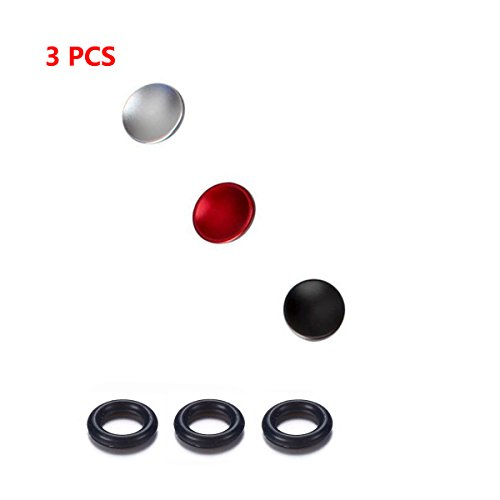 LXH Concave Camera Shutter Release Button for Fujifilm XT20 X100F/T/S X-T2 X-PRO2/1 X-T10 X-E2S X10/20/30 X-E1/2 STX-2 Nikon Df FM2 F3 Sony RX1RII RX10II Leica M1/2/3/4/5/6/7/8/9 M-E M8P M9P Olympus