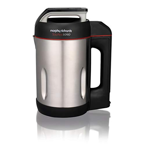 Picture of Morphy Richards Saute and Soup Maker 501014 Brushed Stainless Steel Soup Maker