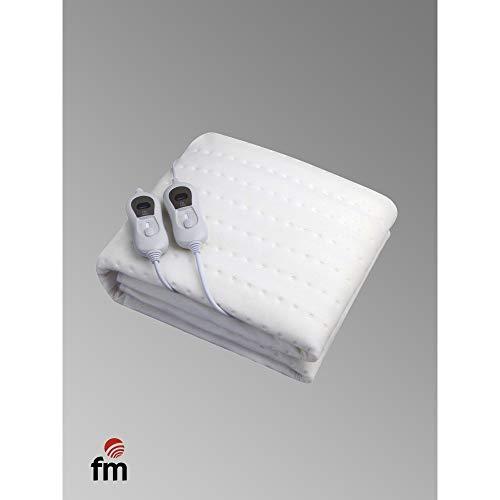 FM Cama, Blanco, 160x140x5 cm