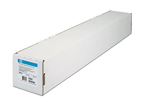 HP C6029C Coated Heavyweight Papier Inkjet 130 g / m2 610 mm x 30.5 m, 1 Rölle Pack