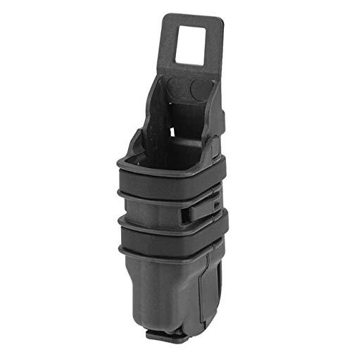 Conveniente 4 tamaños Fije la Revista Fast Bolsa mag Holder Funda de Caza de Airsoft MP7 Accesorios for al Aire Libre Juego de la Caza (Color : Small)