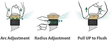 RAIN Bird R-VAN-14 8-14 ft. Adjustable Rotary Nozzles (45 to 270 Degree) (3 Pack)