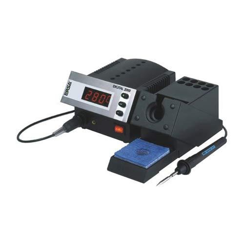 Ersa 0DIG20A64 Lötstation Temperaturgeregelt 80W mit Micro-Tool 60W