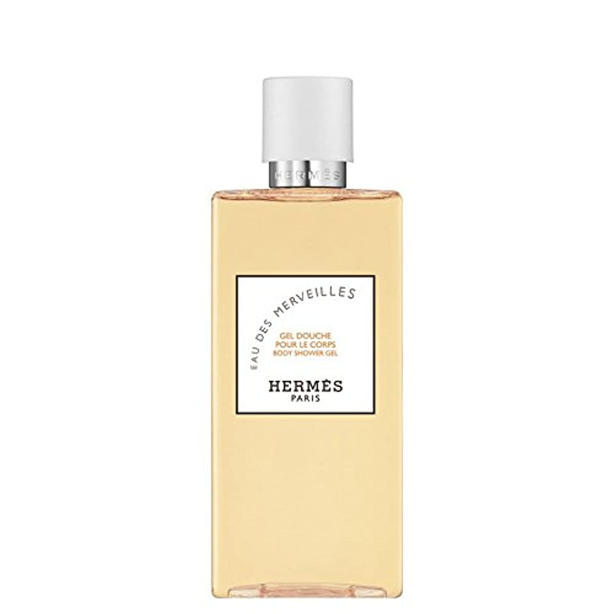 受け取る椅子ゲートエルメス Eau des Merveilles Body Shower Gel (New Packaging) 200ml