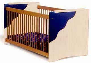 silenta Babybett Kinderbett 70x140 cm nach EN 716-1 - umbaubar zum Kindersofa - Holz aus nachhaltiger Waldwirtschaft