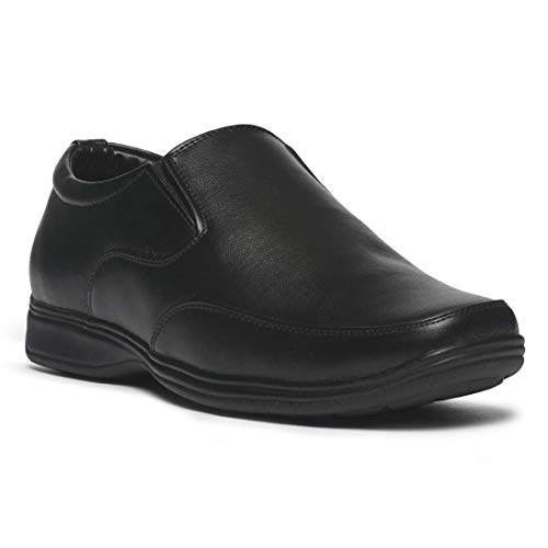 PARAGON Mens Black Max Formal Shoes