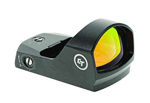 Crimson Trace CTS-1250 Compact Open Reflex Pistol Sight with...