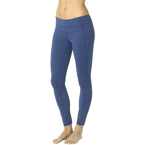 Prana Femme Gabi Legging Large Blue Twilight