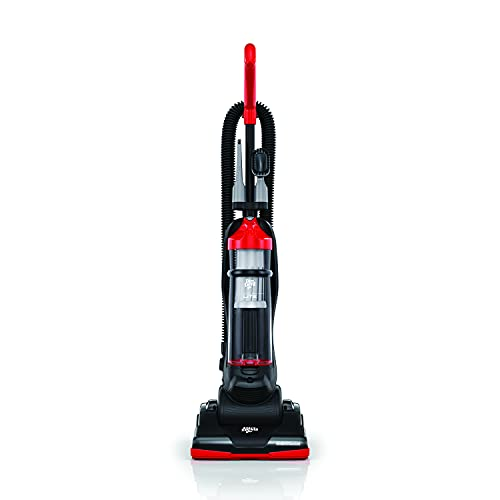 Dirt Devil Endura Lite Bagless Vacuum Cleaner, Small Upright for Carpet and Hard Floor, Lightweight, UD20121PC, Red