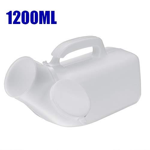CANDYANA Tragbare männliche weibliche Urinal Pee Flaschen Home Urinale Inkontinenz Flaschen Outdoor Camping Reisen Fahren Pee Urin Toilette