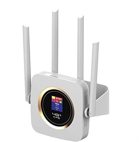 Router Wifi 4G Sim Sin Bateria Marca KuWFi