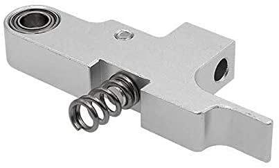 Buona stabilità Accessori per stampanti Aggiornamento 3D PARTI AGGIORNAMENTO T-ITA A-ERO Estrusore in metallo IDler A-RM per 75mm P-RUSA I3 MK2 3D Parti della stampante 3D di lunga durata