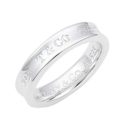 [ティファニー] TIFFANY スターリングシルバー 1837 ナローベーシック リング 指輪 22992473 日本サイズ7号 (USサイズ4号) [並行輸入品]