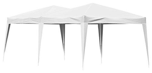 Justus Zubehör, Partyzelt, weiß, 3x6x9 cm, 1310 87