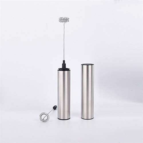 Electric Milk OFFer Frother Handheld Stainless Year-end annual account Usb Steel Rechargeable