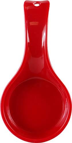 Calypso Basics by Reston Lloyd Spoon Rest, Red