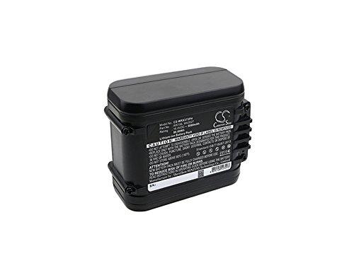 Cameron Sino - Batería de Repuesto para Taladro Worx Brushless Impact 20 V MAX, WA3527, WX152, WX152.1, WX152.2, WX152.3, WX156, WX156.1, WX373 (5000 mAh)