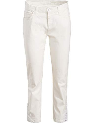 Summum Woman Jeans mit Spitze (42)