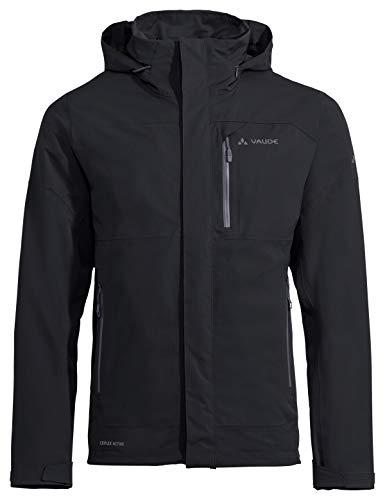 VAUDE Herren Jacke Men's Elope Jacket, Black, M, 42232