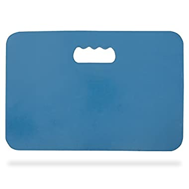 Large Portable PVC Kneeling or Sitting Cushioned Pad, 32F6