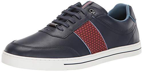 Ted Baker Men's Seylen Sneaker, Dk Blue, 12 Regular US