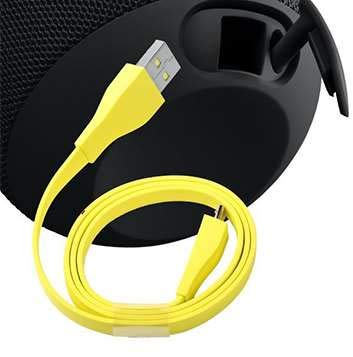 IENZA Replacement USB Charging Cable Cord Wire for Ultimate Ears UE Wonderboom, UE Boom and UE Roll Wireless Bluetooth Speakers