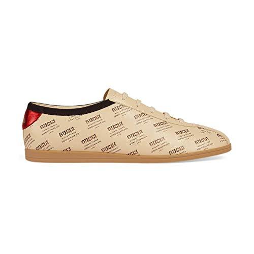 Gucci Falacer Invite Print Sneaker, Off-White, Weiá (gebrochenes weiß), 45 EU