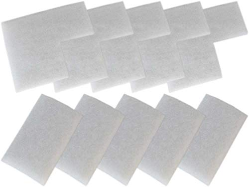 Sparhai24 5 x alternatives Filterset G4 | 10 Filter | passend für Vallox KWL 080 SE, 080 SC, 080 SE, 080 PSL, 090 SE, 090 SC, 090 PSL, 90 K SC, 90 MC, 90 K MC, 091, 240 SC, 240 MV