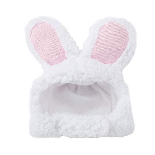 Lankater Kostüm-häschen-hut Ohren Für Katzen & Kleine Hunde-partei-kostüm-zusatz Kopfbedeckung