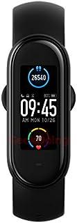 Kemite Banda nueva para Xiaomi Band 5 Smart Home Control AI Voice Assistant Spo2 MiBand 5 ritmo cardíaco sueño paso natación deporte monitor Mi Band 5
