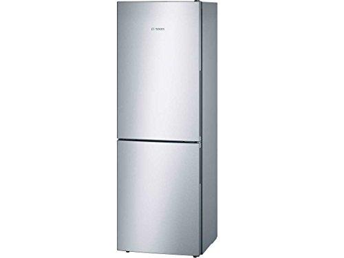 Bosch KGV33VL31 Serie 4 Kühl-Gefrier-Kombination / A++ / 176cm Höhe / 219kWh/Jahr / 194 L Kühlteil / 94 L Gefrierteil / Inox-look / kühlt sehr sparsam