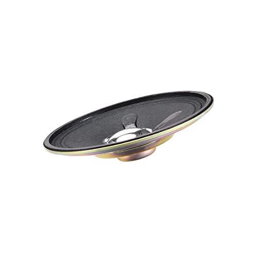 sourcing map Micro Interner Lautsprecher 3W 8 Ohm Magnet Lautsprecher Durchmesser 77mm