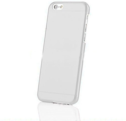iPhone 6 Plus Case, Cable And Case iPhone 6 Plus Clear Bumper Cover, Ultra Light Desiner Sleek Nude [Drop Dust Speck] Protection Cover [Apple Compatible] Protective Cases - Clear