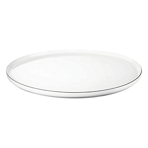 ASA Ocoligne Essteller, Porzellan, Weiß, 27 cm