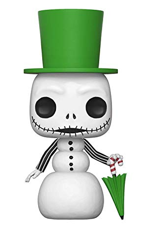 Pop! Vinyl: Disney: Nightmare Before Christmas: Snowman Jack Skellington 2