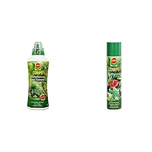 COMPO Grünpflanzen- und Palmendünger...