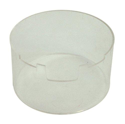 Mazzer glazen cilinder voor koffiemolen KONY, SUPER-JOLLY voor doseerdoos