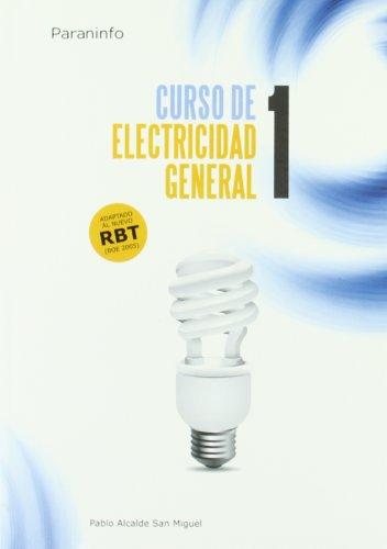Curso de electricidad general. Tomo 1