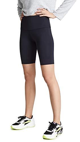 Onzie Women#039s High Rise Bike Shorts Black S/M